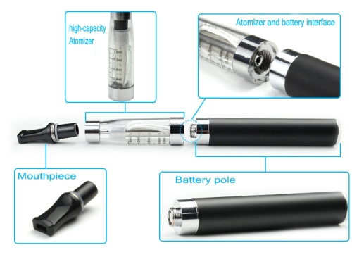 e-cigarette components