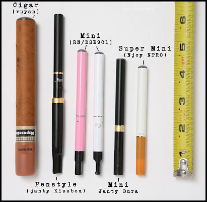 types-of-ecigarettes