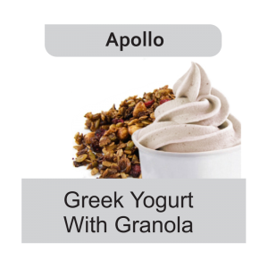 Apollo Greek Yogurt Granola