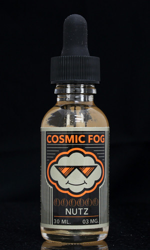 Nutz Ejuice Flavor by Cosmic Fog