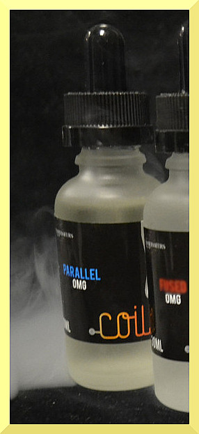 Parallel Ejuice Flavor by Coil Oil