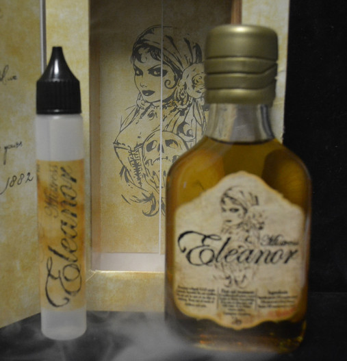 Mistress Eleanor by Cold Turkey Juice via Vapor Jedi